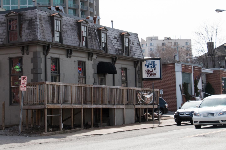 Blue Bar And Rack Room Nashville