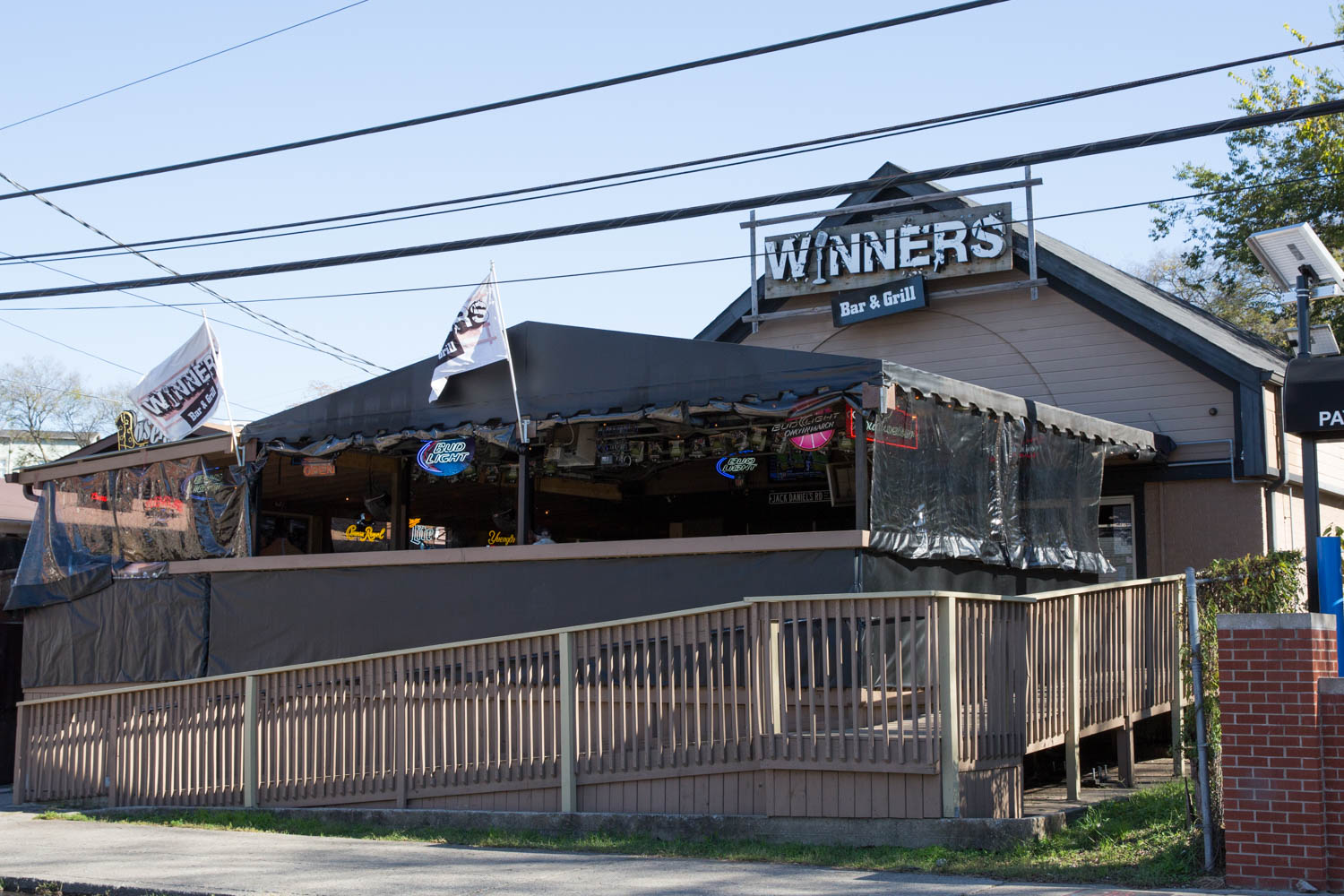Winners and losers bar nashville