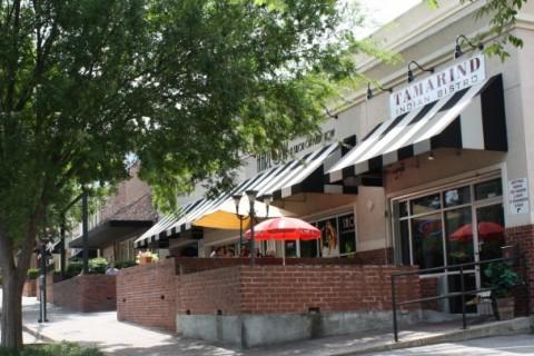 Demonbreun Street Nashville TN