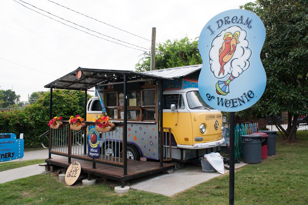 Hot Dogs East Nashville Tn