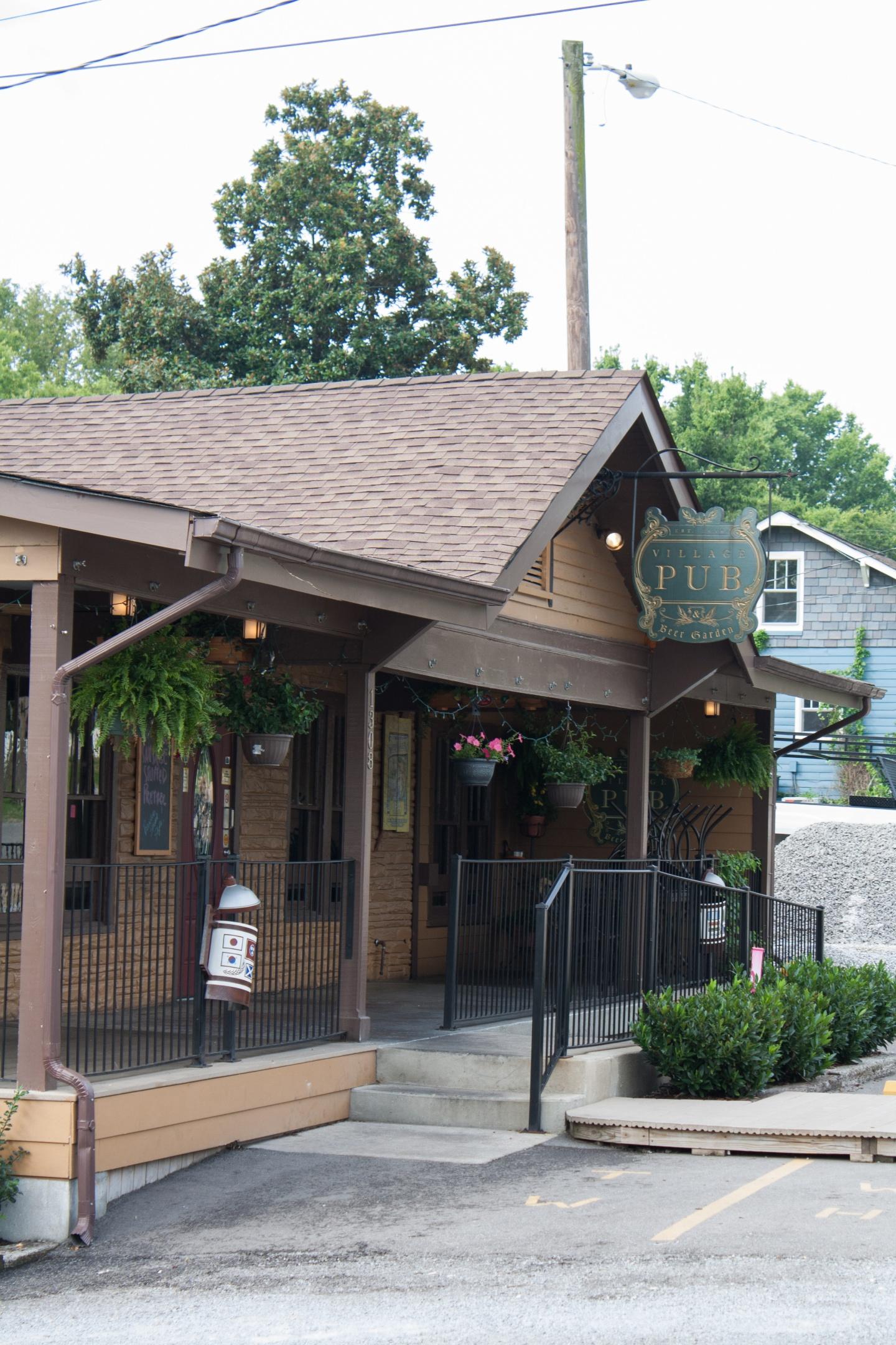 Village Pub Beer Garden Nashville Guru