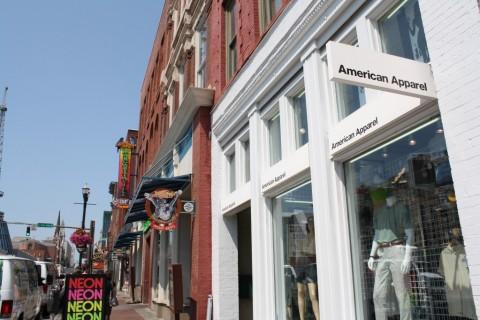 American Apparel Nashville