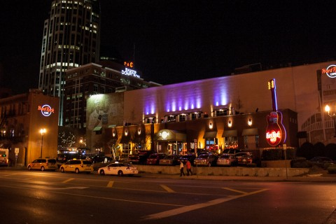 Broadway - Downtown Nashville-1