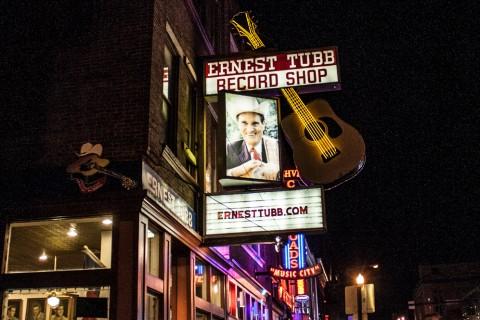 Broadway - Downtown Nashville-13