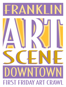Franklin Tour of the Arts Logo