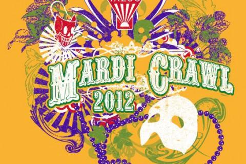 Mardi Crawl 2012 - Yazoo - Downtown Nashville Guru