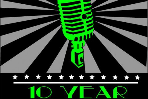 Tin Roof 10 Year Anniversary Poster