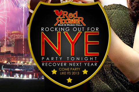 Red Rooster - NYE Party