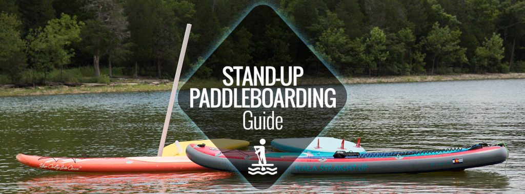 Stand-Up Paddleboarding Guide