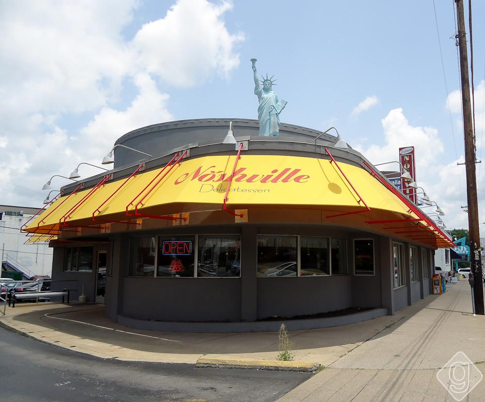Noshville - Midtown - Nashville, TN