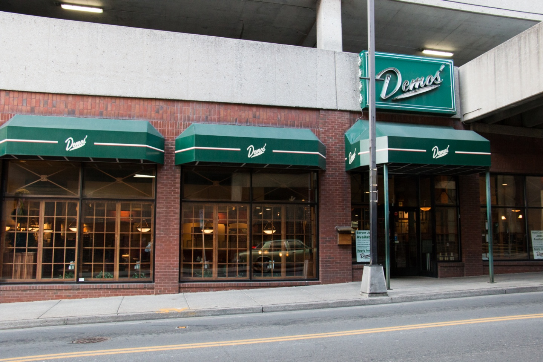 Demos restaurant downtown nashville tn ask home design for Dining nashville tn