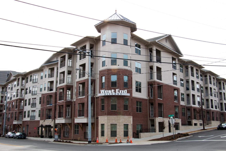 West End Village Apartments Nashville Tn