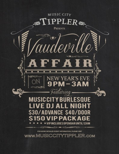 The Tippler - New Year's Eve Party