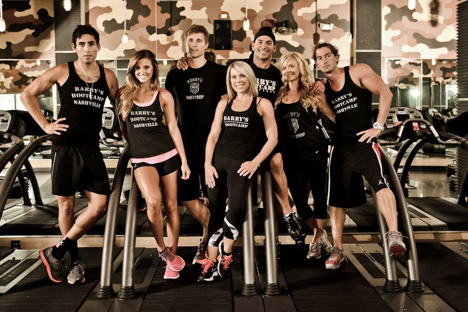 Barry's Bootcamp Nashville