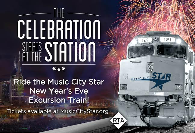 Music City New Year's Eve Train