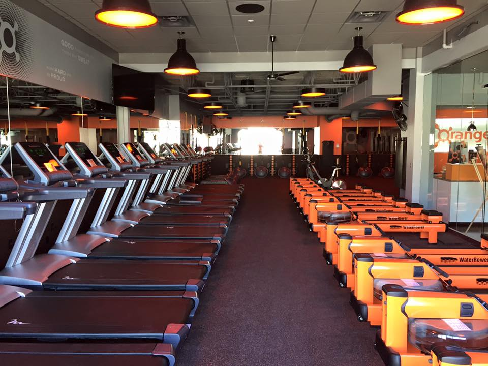 Orange Theory Nashville