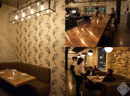 Pinewood Social - Dining Area & Bar