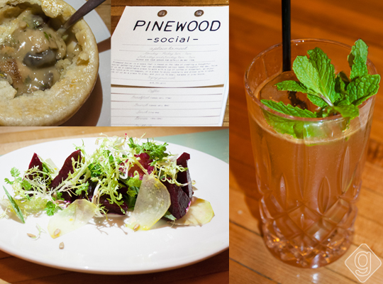 Pinewood Social Photos - Food & Menu