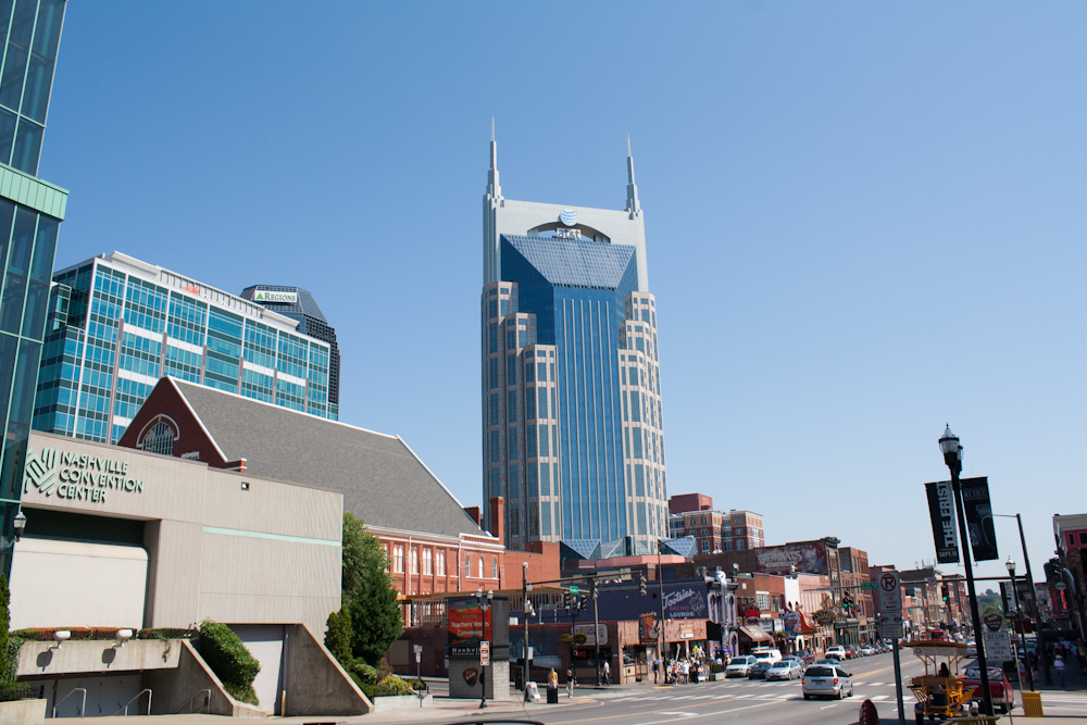 Downtown - Nashville, TN -20