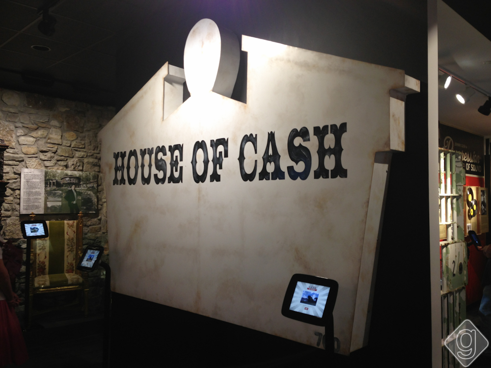 Johnny Cash Museum - Downtown - Nashville, TN -17