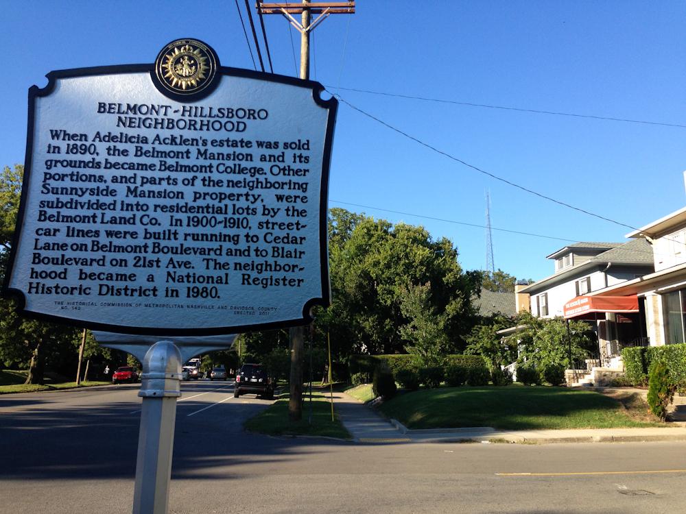 Belmont - Nashville, TN-2