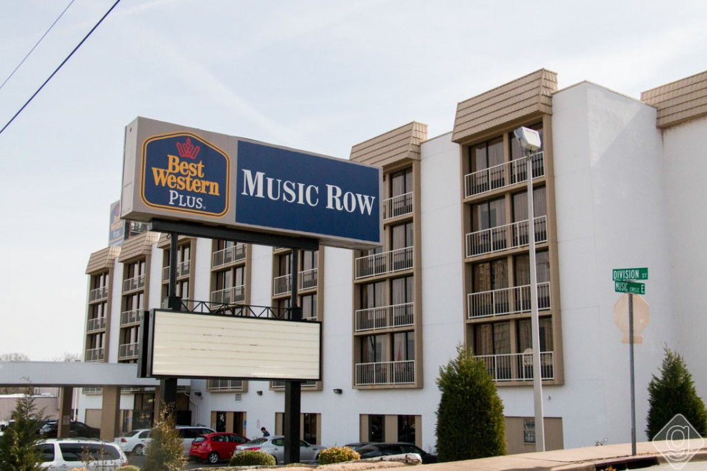 Best Western Music Row-1