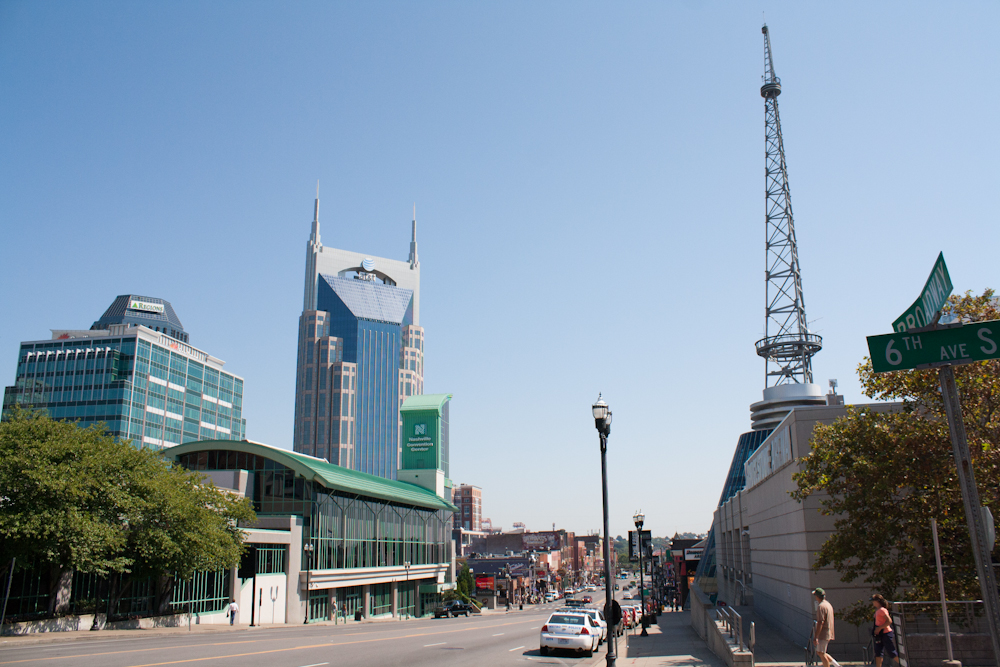 Downtown - Nashville, TN -19