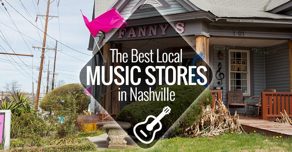 the best local music stores in nashville nashville guru. Black Bedroom Furniture Sets. Home Design Ideas