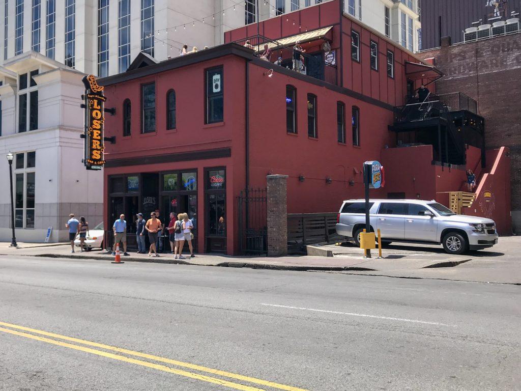 Losers Downtown Nashville Guru