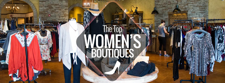 Nashville boutiques clothing stores