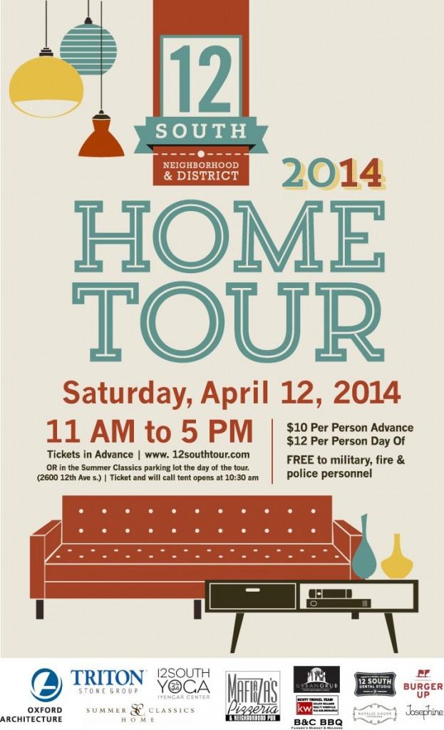 12 South Home Tour