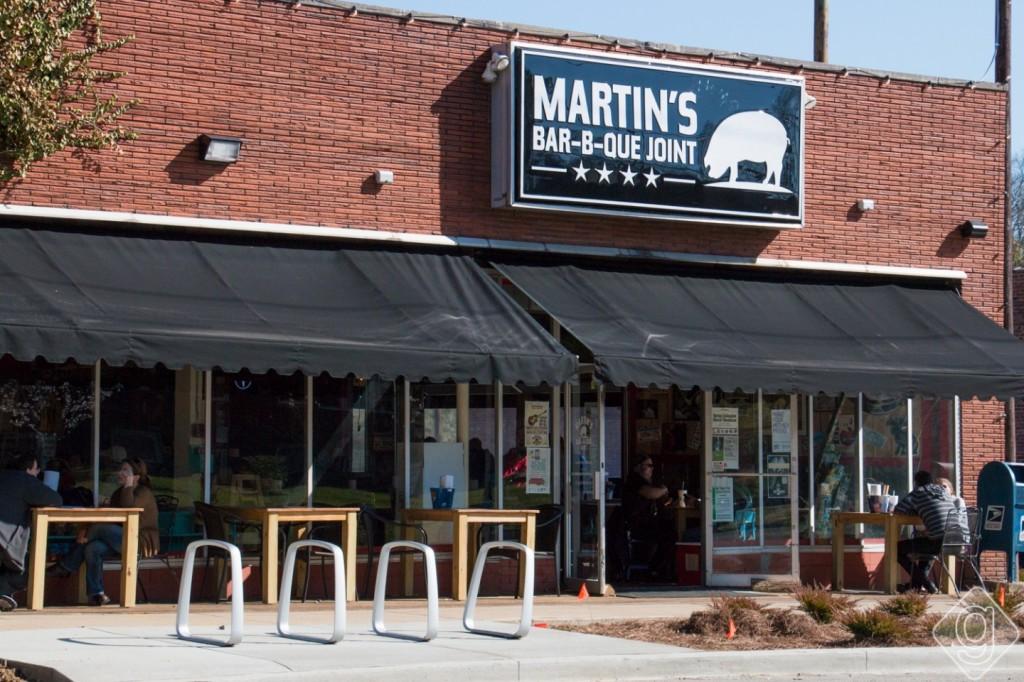 Martin's BBQ - Belmont Blvd - Nashville-2
