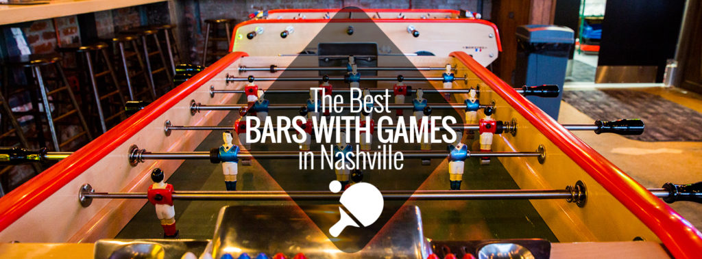 bars with games