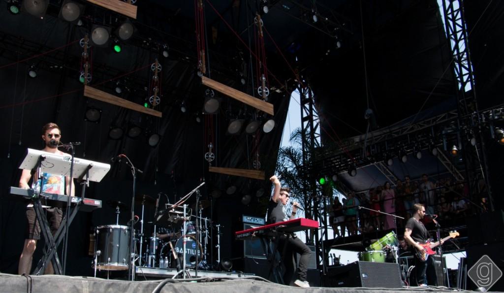 Bastille - Hangout Music Fest 2014-9