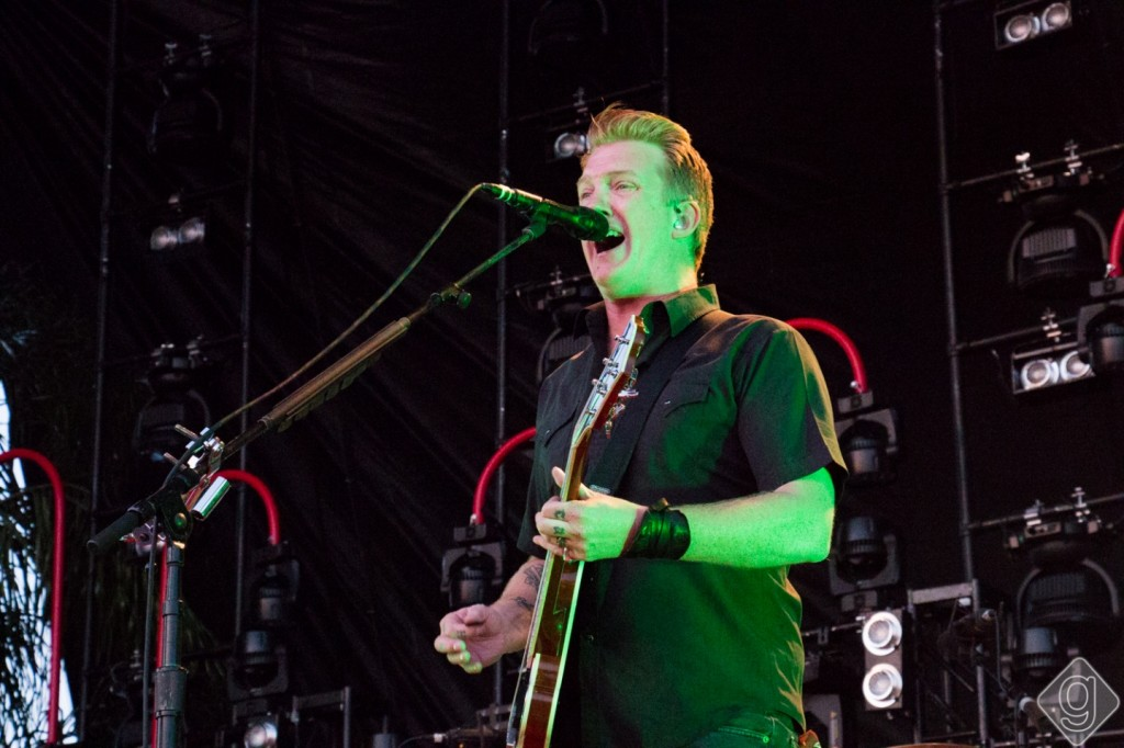 Queens of the Stone Age - Hangout Music Fest 2014-2