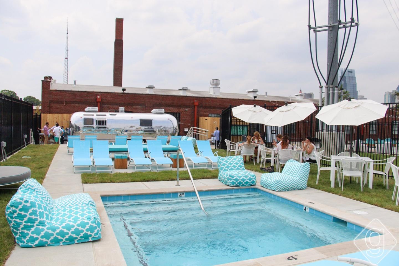 Pinewood social pool nashville 11 nashville guru for Pool design nashville