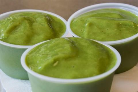Green Smoothie Sampler