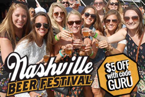 Nashville Beer Festival 2015 - Ad03