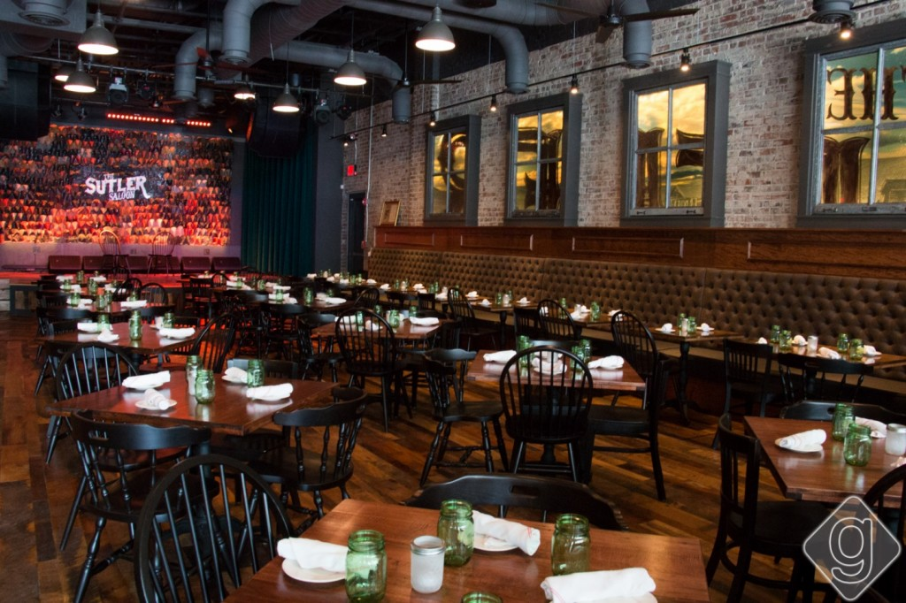 A Look Inside: The Sutler | Nashville Guru