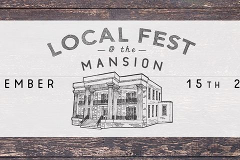 Local Fest at Riverwood Mansion