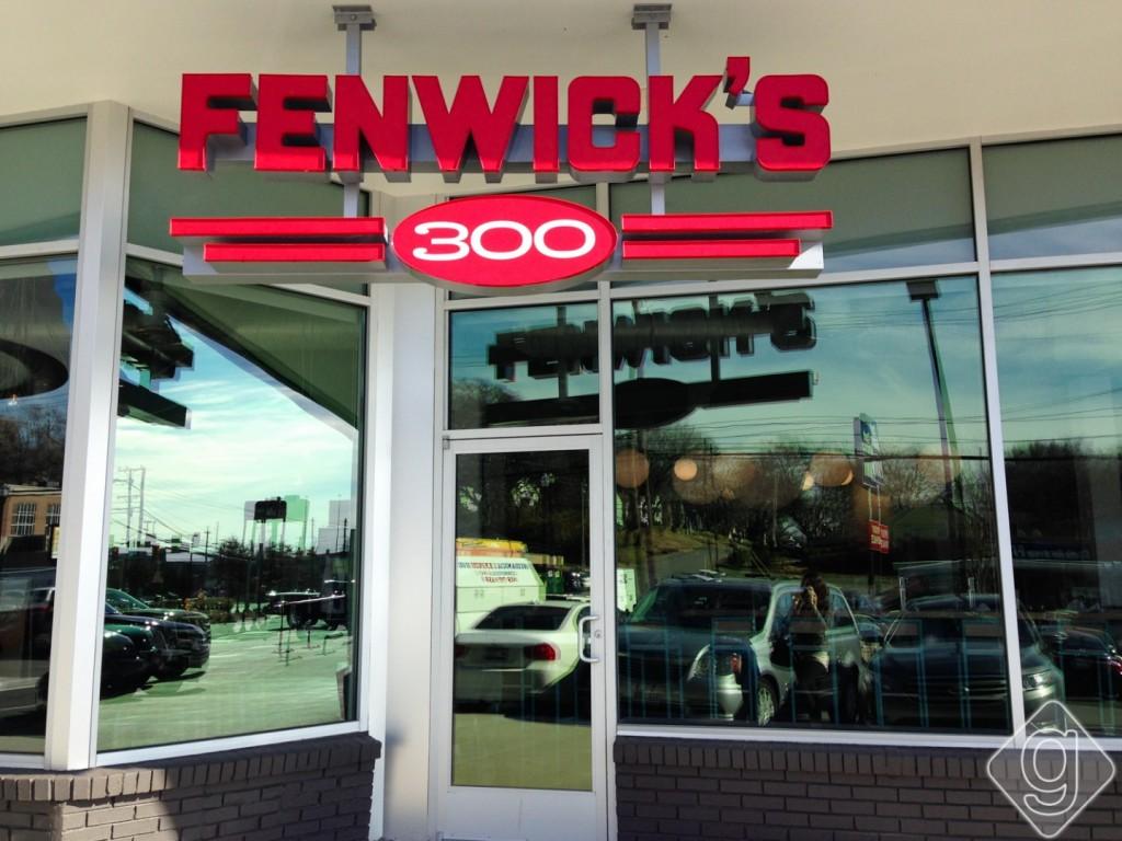 Fenwick's 300 - Melrose Diner - Nashville-16