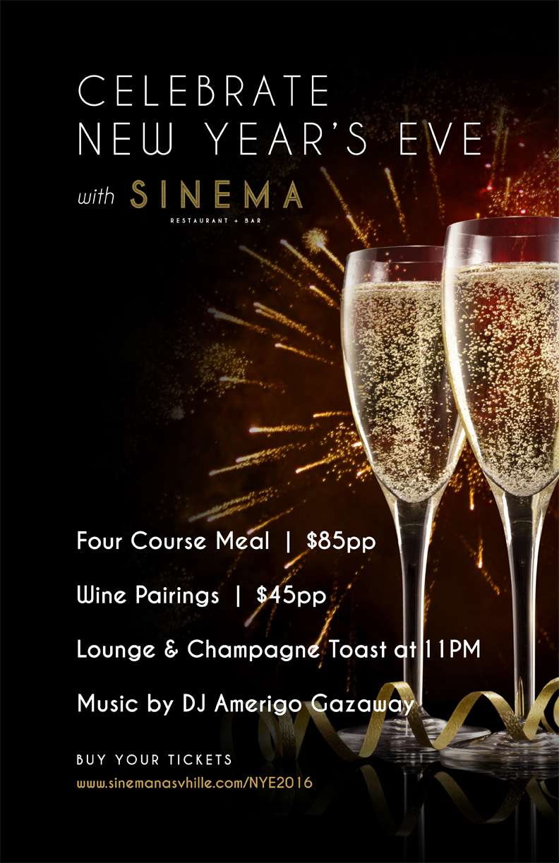 Sinema New Year's Eve - Nashville