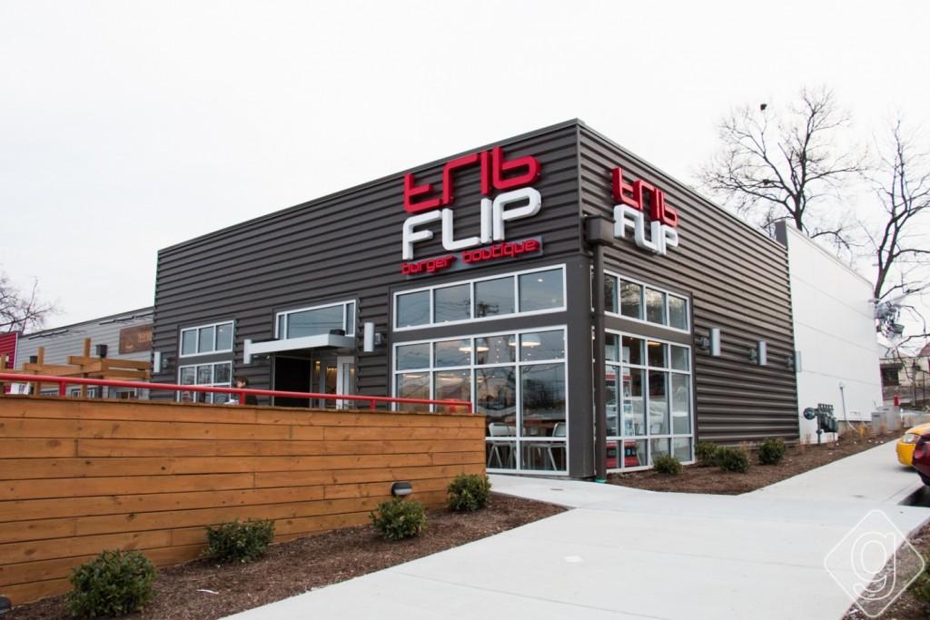 A look inside flip burger boutique nashville guru for Nashville flipped