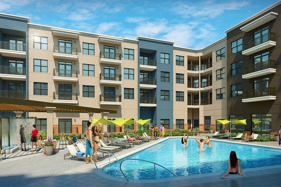Apartments Near Centennial Park Nashville