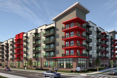 West 46th Apartments Nashville