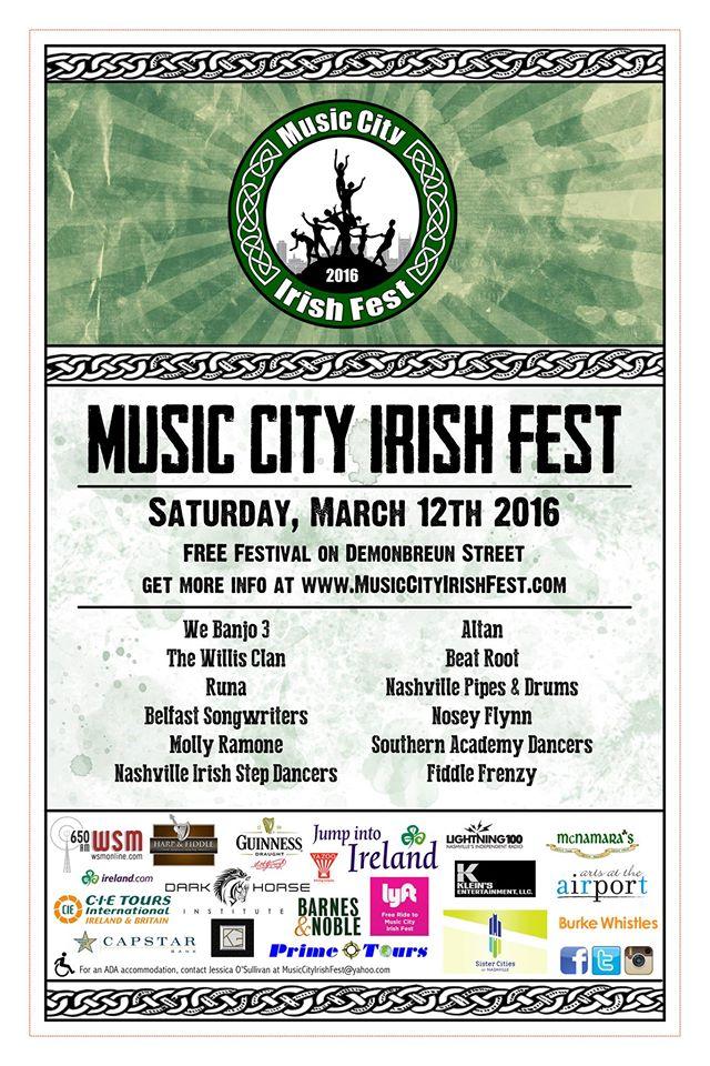 Music City Irish Fest 2016