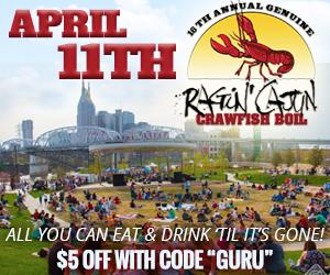 Ragin' Cajun Crawfish Boil 2015 - Ad04