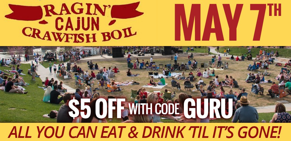 Ragin Cajun Crawfish Boil 2016 - Banner2