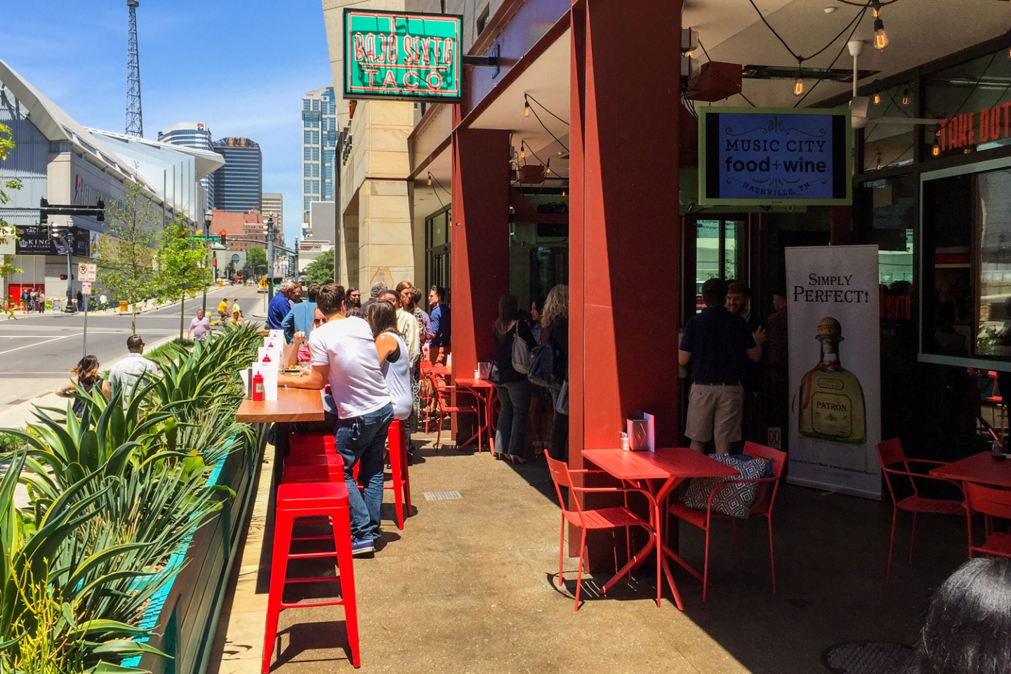 This Sobro Area Venture From Celebrity Chef Jonathan Waxman Is A Casual Taqueria With Limited Menu Of Mexican Cuisine Including Tacos Flautas