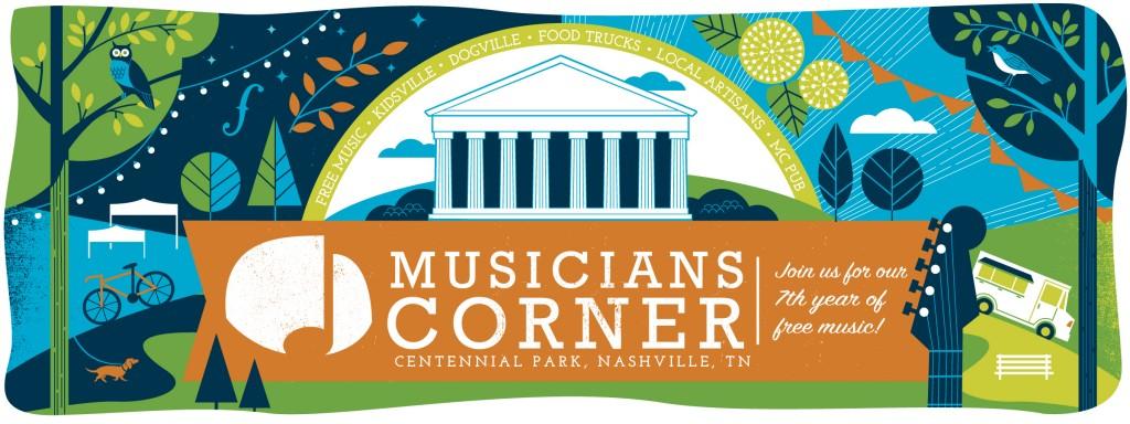 Musicians Corner 2016